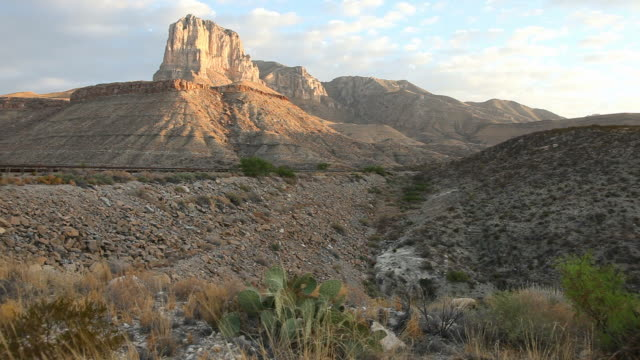 Guadalupe Mountains National Park video