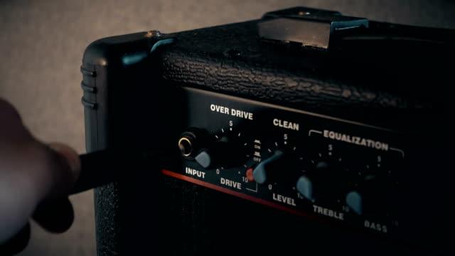 Guitar Amp Input Jack video