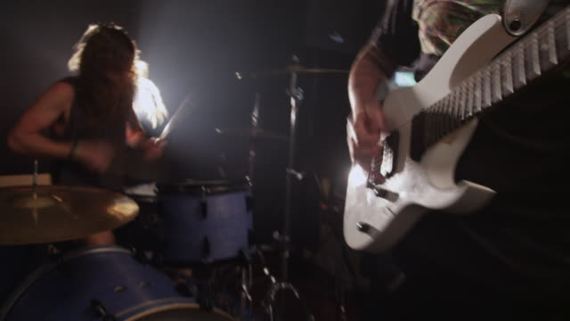 Guitar and Drums video