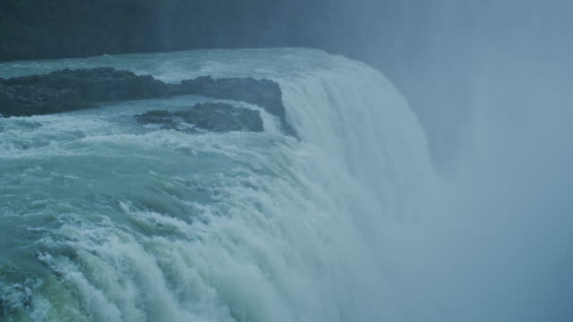 Gullfoss Waterfall in Iceland video