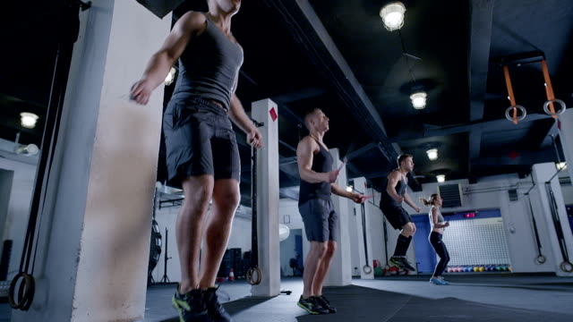 gym jump rope warm up video