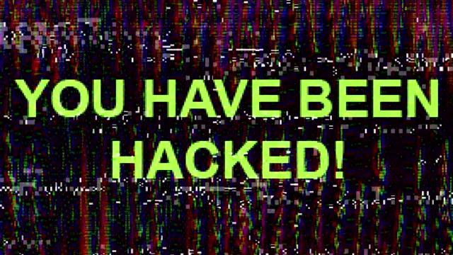 vídeos de stock e filmes b-roll de hacked system security error digital glitch screen - vírus informático
