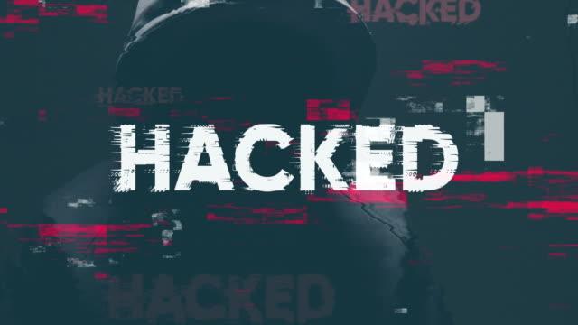 hacked - spyware filmów i materiałów b-roll