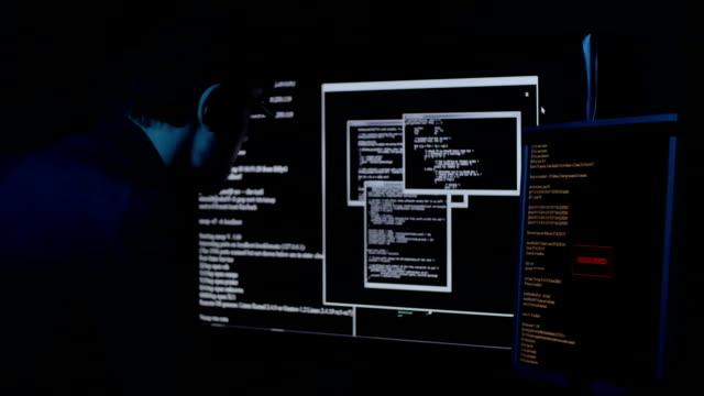 Hacker irrumpe en el sistema - vídeo