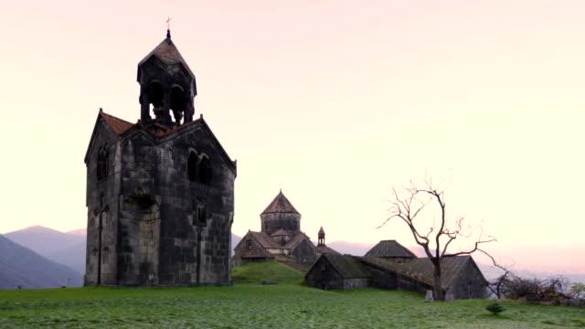 Haghpat Monastery in Armenia video