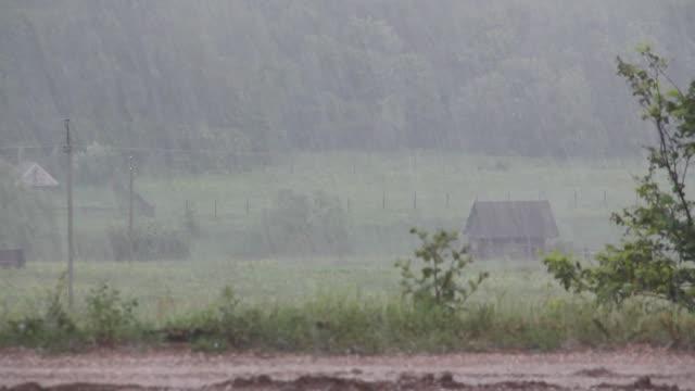 hail - grandine video stock e b–roll
