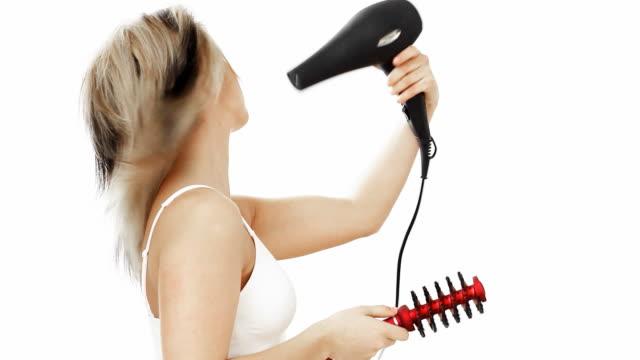 Hair Care Girl video
