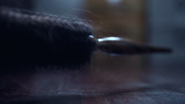 Hair Loss Hair Loss human hair stock videos & royalty-free footage