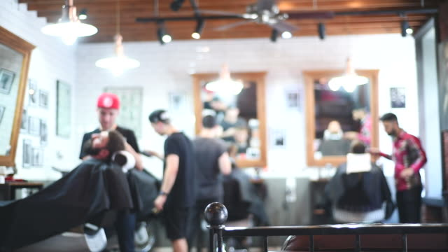 hairdressers workers video