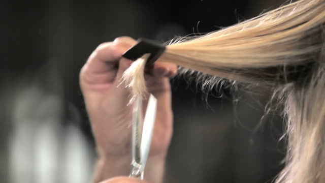 Hairstyling Compilation video