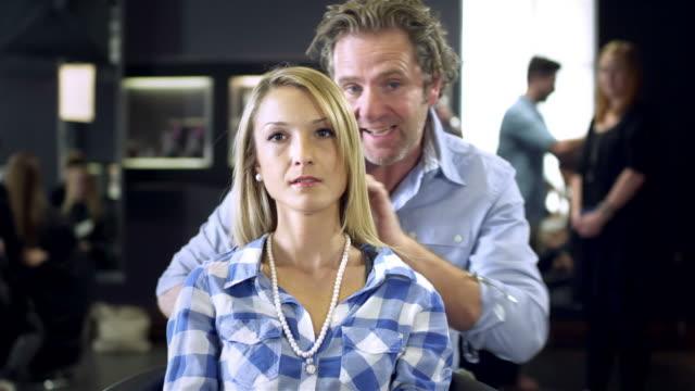 Haar-Styling – Video