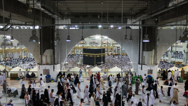 hajj pilgrimage video