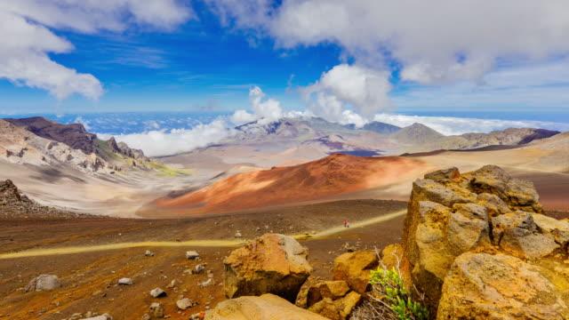 Haleakala Crater in Maui video