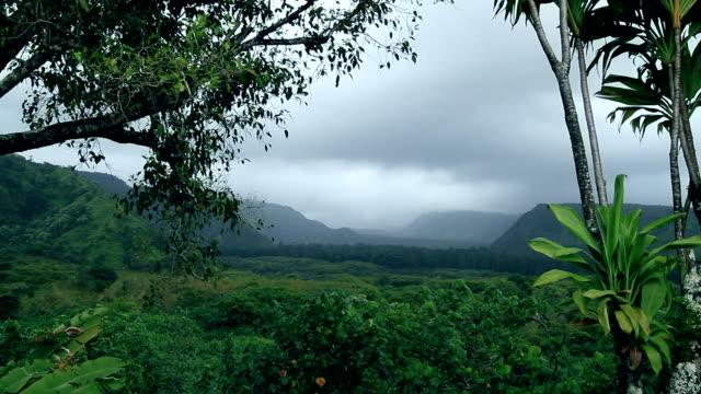 Haleakala Crater video