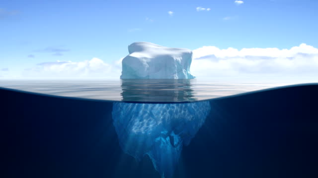 half glacier - ледник стоковые видео и кадры b-roll