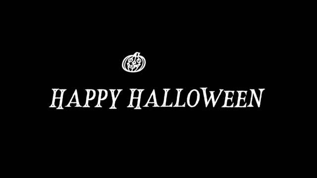 4K Halloween Background - Pupmkin Animation