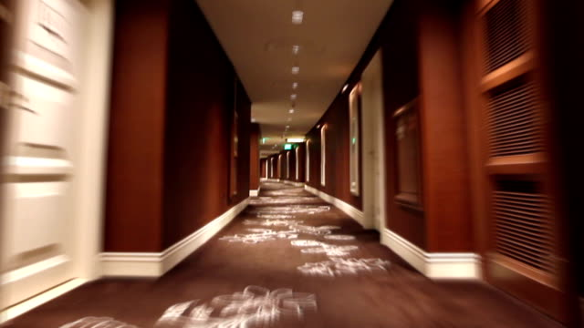 Hallway Loop video