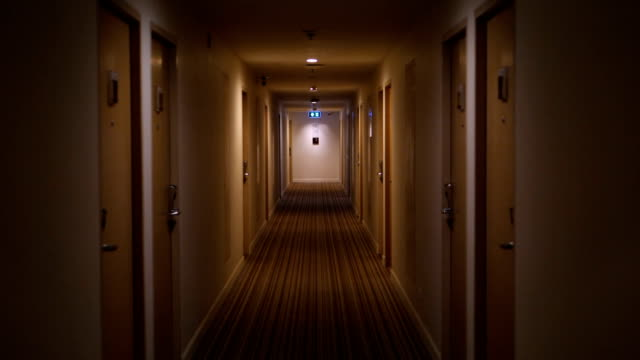 hallway - entrata video stock e b–roll