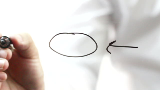 Hand drawing concept video