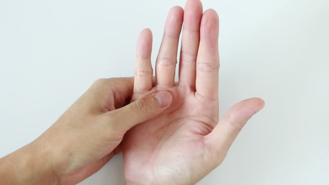 hand massage video