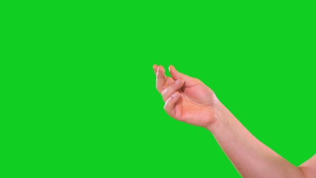 hand sign of money by male hand - palm of hand stock videos & royalty-free footage
