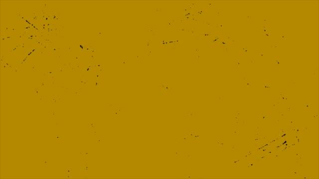 손 중지 모션에서 만화 라인 배경 스케치 - 스톱 모션 스톡 비디오 및 b-롤 화면