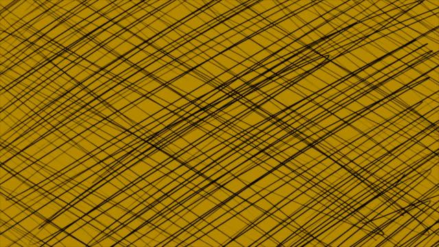 hand skissade tecknade linjerna bakgrund i stop motion - päls textil bildbanksvideor och videomaterial från bakom kulisserna