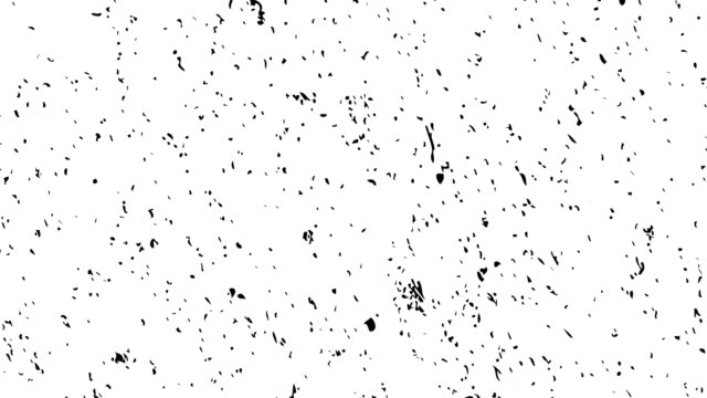 Hand Sketched Grunge Noise Random Shapes Cartoon Lines Background in Stop Motion video