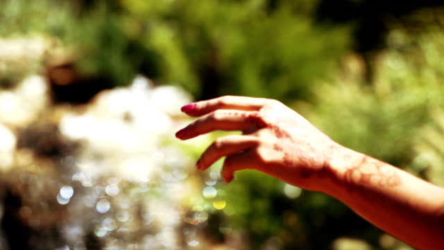 Hand with Mechendi video