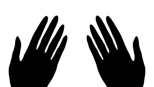 POV hands covering eyes. Black and white looped animation in first person view POV hands covering eyes. Black and white looped animation in first person view eyes closed videos stock videos & royalty-free footage