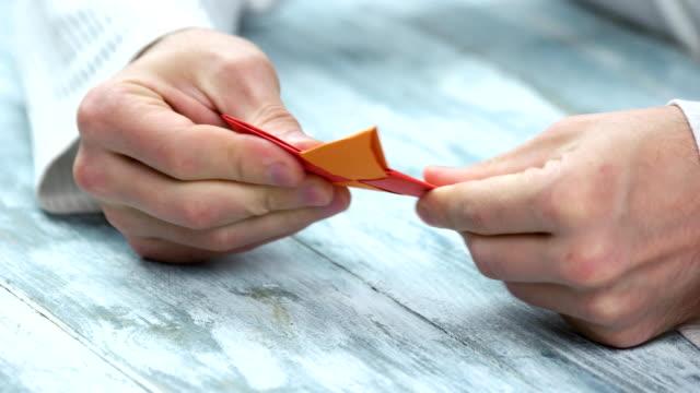 Origami) How to Make Shuriken Origami | tsunagu Japan | 360x640
