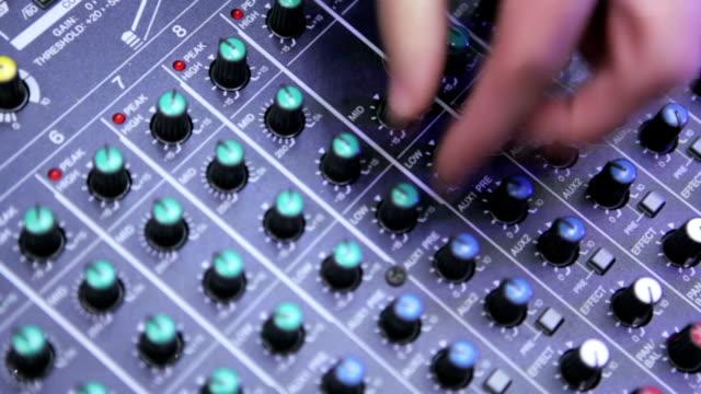 DJ hands video