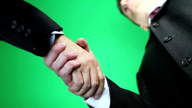 Handshake video