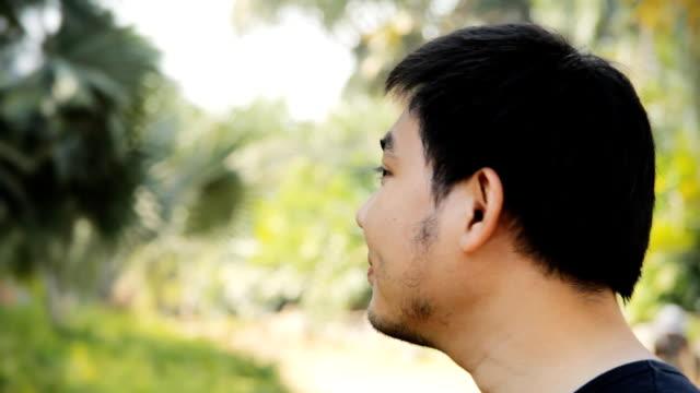 Handsome Asian Man video