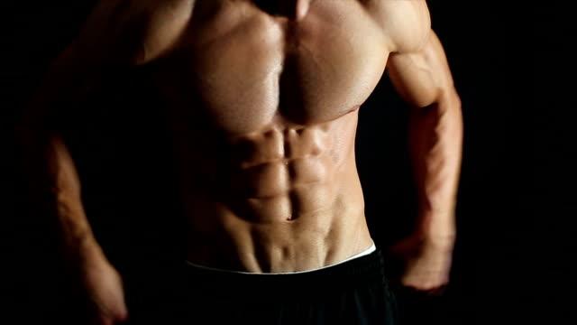 Handsome Muscular Men video