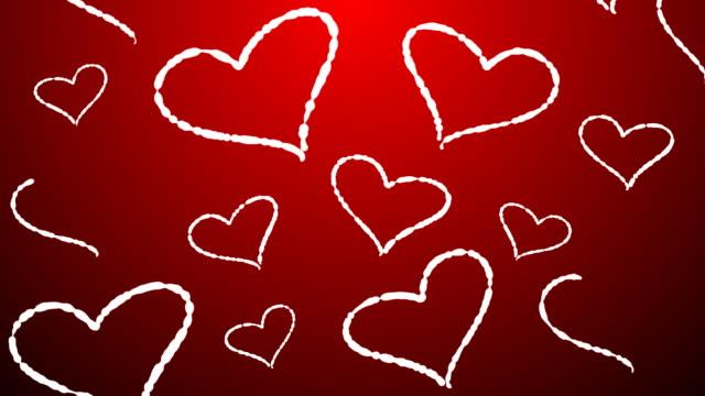 Handwriting Heart video