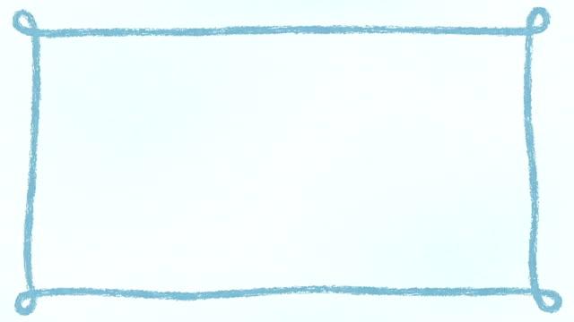 手書き風フレーム - フレーム点の映像素材/bロール