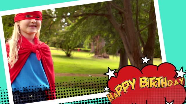 grattis på födelsedagen skrivet på pratbubbla - moods vector boy bildbanksvideor och videomaterial från bakom kulisserna