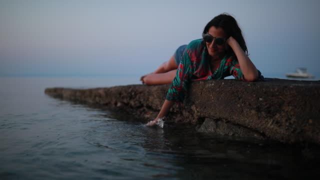 Felices en el mar - vídeo
