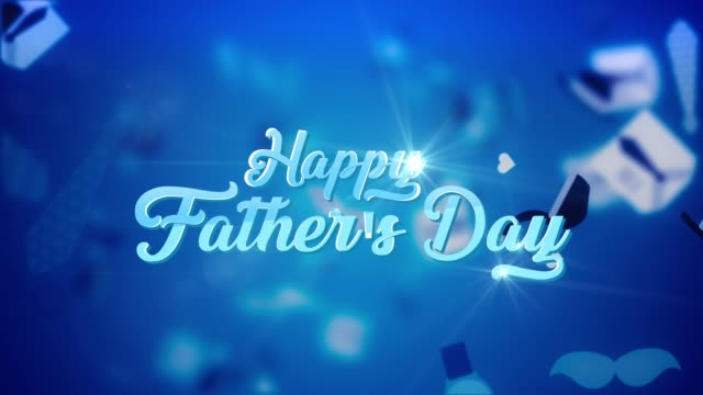happy father's day - fathers day stock videos and b-roll footage