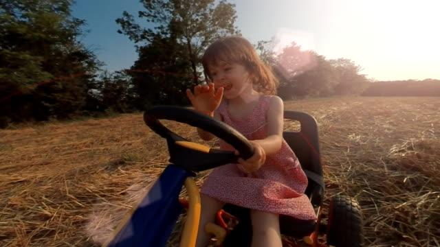 Happy Memories Of Her Young Days video