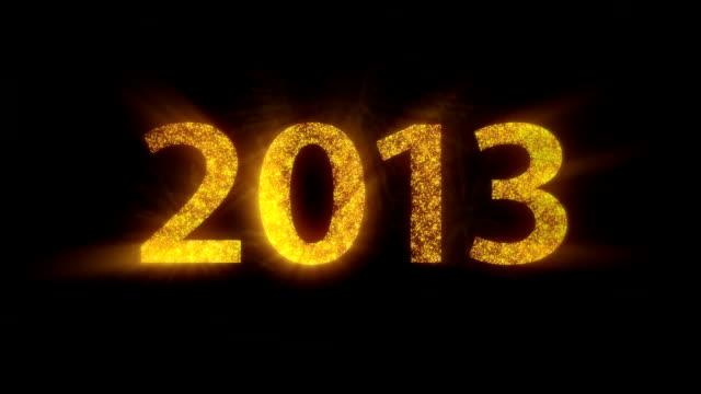 Happy New Year 2013 video