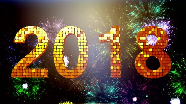 Happy new year 2018 video