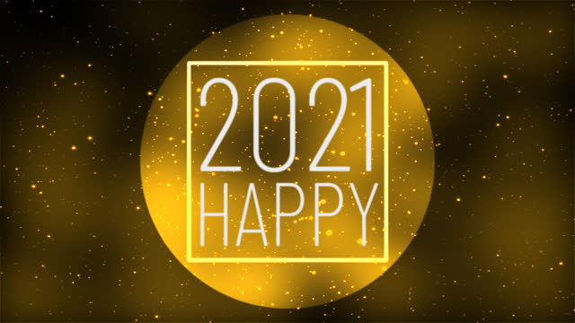 Happy New Year 2020 background concept 2021 Countdown stock video happy new year 2021 stock videos & royalty-free footage