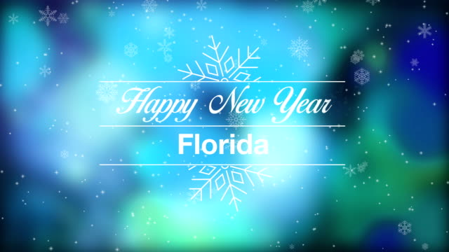 happy new year florida stock video more clips of 2017 825139036 istock