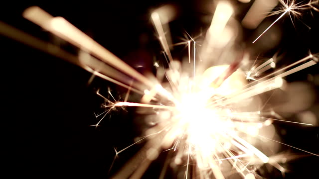 Happy New Year Sparkle video