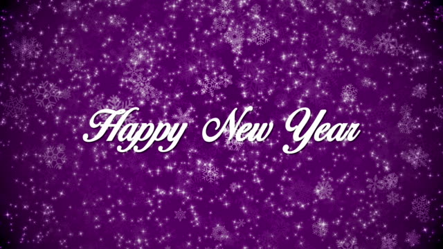 Happy New Year Happy New Year Collection new year's eve stock videos & royalty-free footage