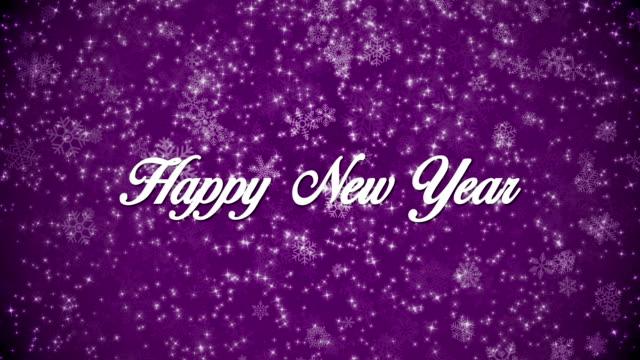 Feliz Año Nuevo - vídeo
