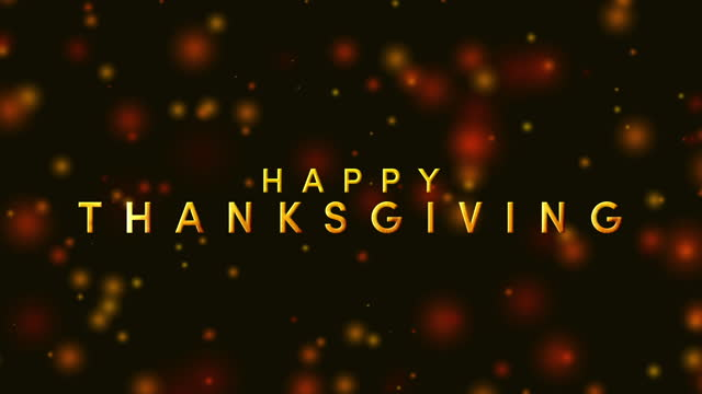 happy thanksgiving - thanksgiving background stock videos & royalty-free footage