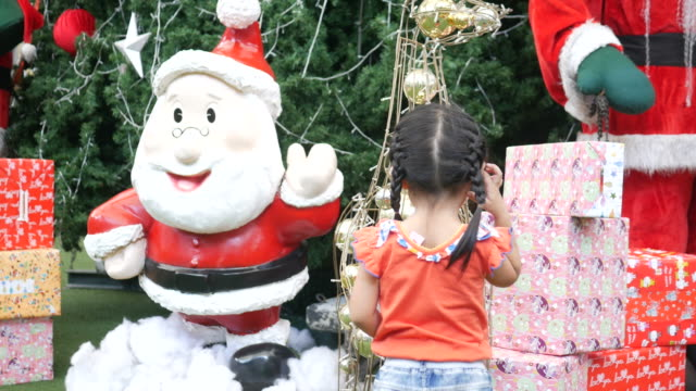 Happy times and jolly moments in Christmas time video